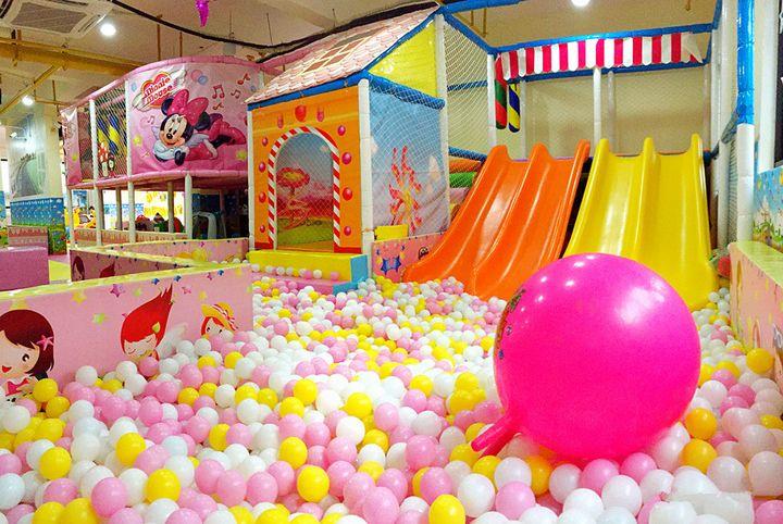 西安怎么开一家儿童乐园? 加盟资讯 游乐设备第4张