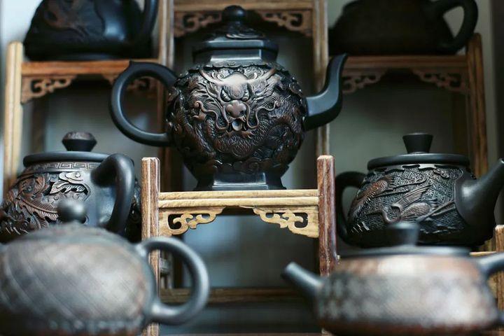 紫砂壶最有名的产地(宜兴紫砂壶泡茶最好吗)插图(17)