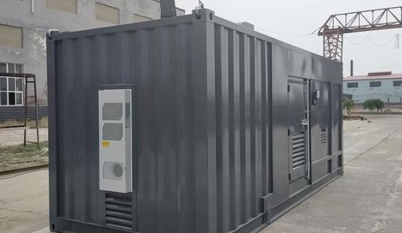 潍柴发电机组集装箱