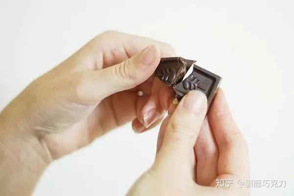 品鉴巧克力正确的步骤巧克力2