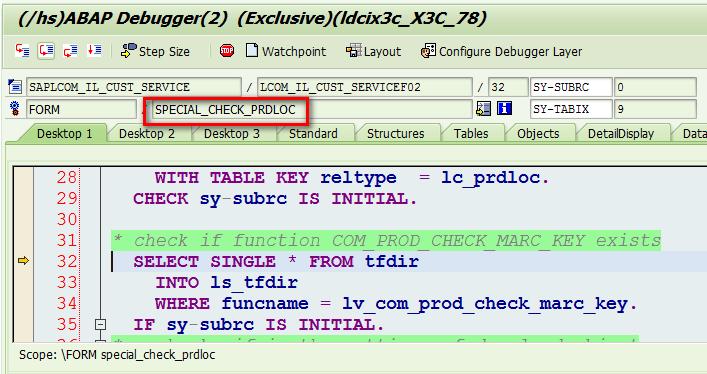 SAP ABAP和Java的动态代理实现