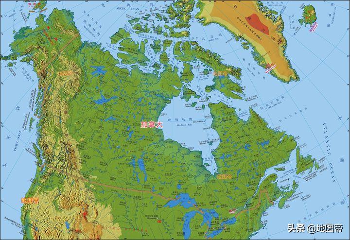 加拿大属于欧洲国家吗?(加拿大发展怎么样呢)