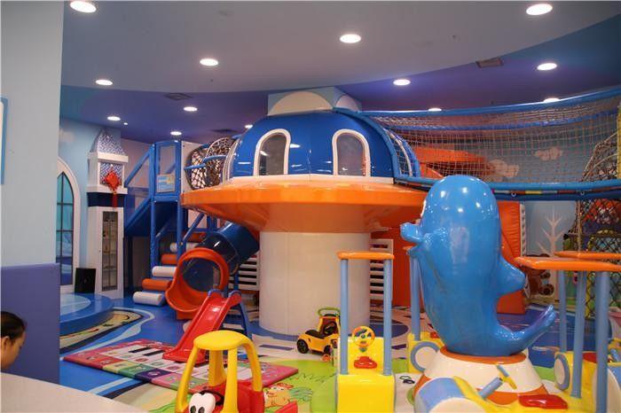 开一家室内儿童乐园的注意事项? 加盟资讯 游乐设备第2张