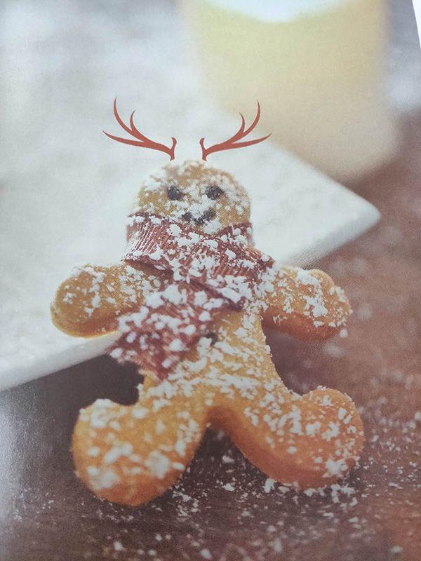 圣诞家庭配方:不用特隆重,一个蛋糕和几块饼干就行!