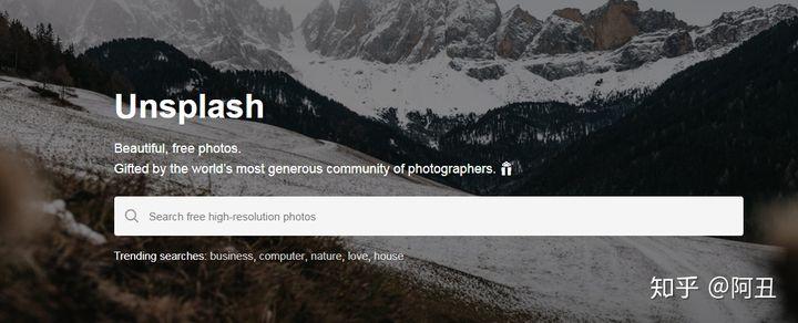 #网站推荐#  30个无版权高清图片网站  找图片不再怕侵权