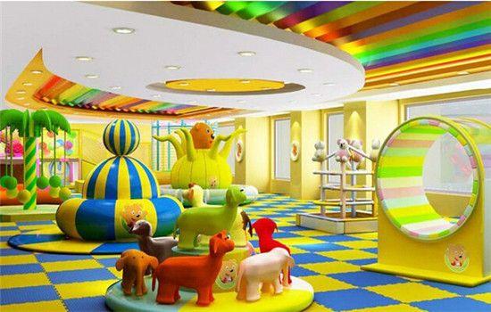 如何突破儿童乐园趋近饱和的瓶颈期? 加盟资讯 游乐设备第3张