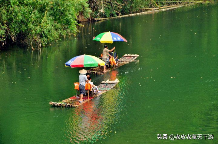 桂林位于广西什么位置(桂林的山水到底美在哪儿)