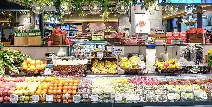 超级物种  永辉旗下高端超市+生鲜餐饮
