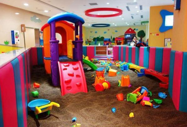 儿童有什么好项目可以做?能开儿童乐园? 加盟资讯 游乐设备第3张