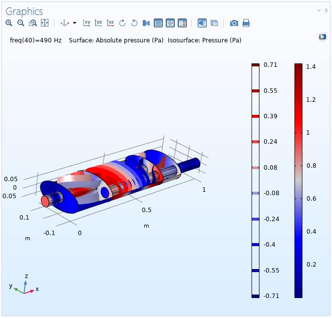 如何在 COMSOL 软件中比较两个模型文件插图8