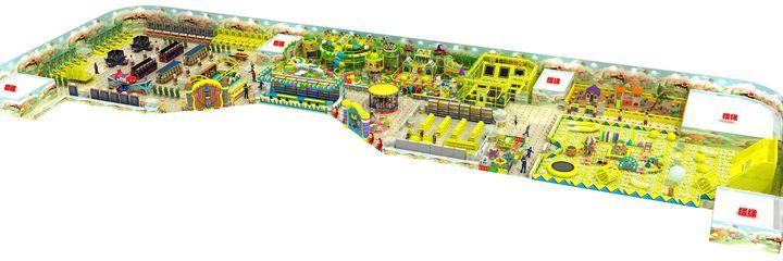 适合大型儿童乐园的游乐设备有哪些? 加盟资讯 游乐设备第2张