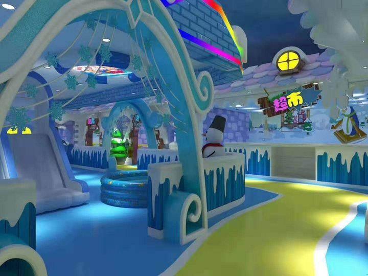定西儿童乐园厂家设备 加盟资讯 游乐设备第2张