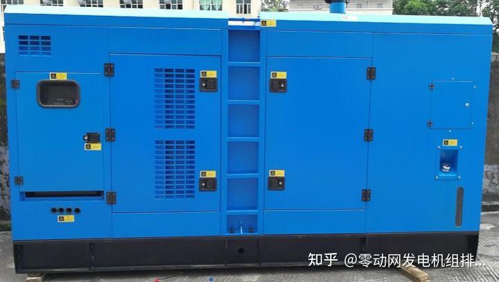 集装箱发电机原理-集装箱型发电机组设计原理是怎样的