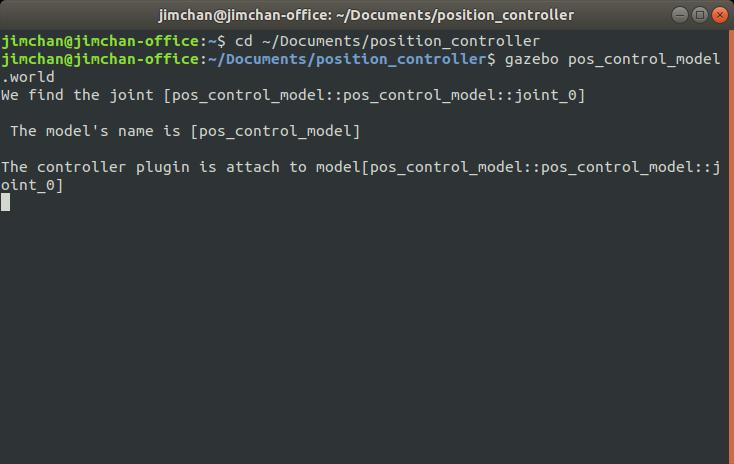 【ROS-Gazebo】仿真插件编写教程(2)——编写位置控制插件插图