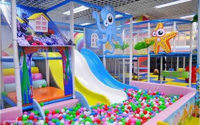 儿童淘气堡主题乐园市场投资解读 加盟资讯 游乐设备第2张