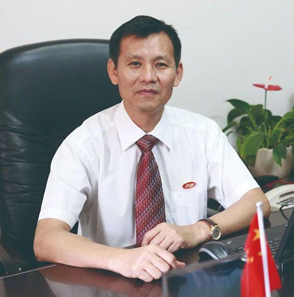 南国食品公司董事长刘汉惜