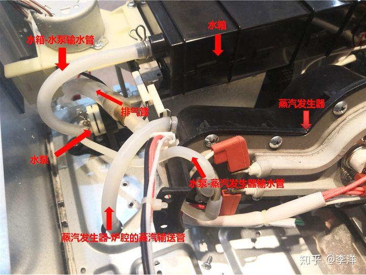 拆机评测:美的嵌入式蒸烤箱一体机TQN34FBJ-SA优缺点曝光 电器拆机百科 第13张