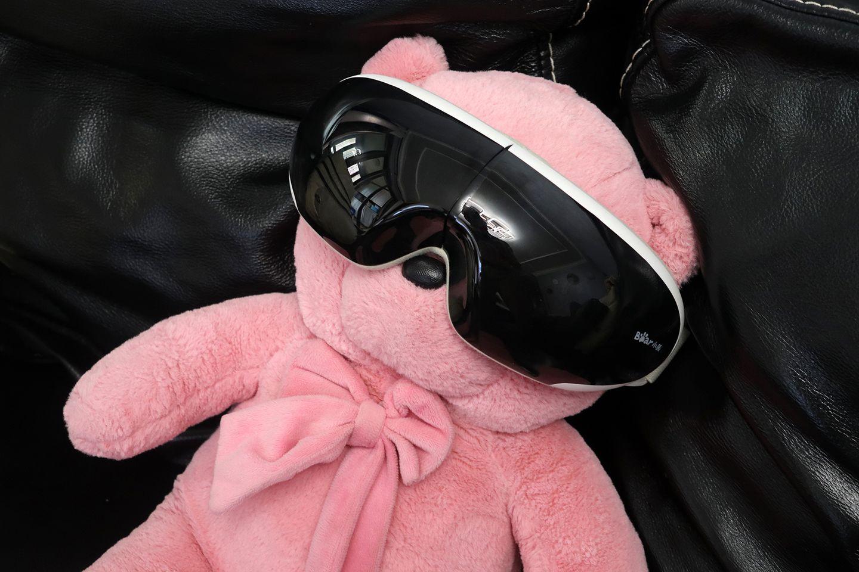 眼部疲劳了,不妨用小熊(Bear)眼部按摩仪