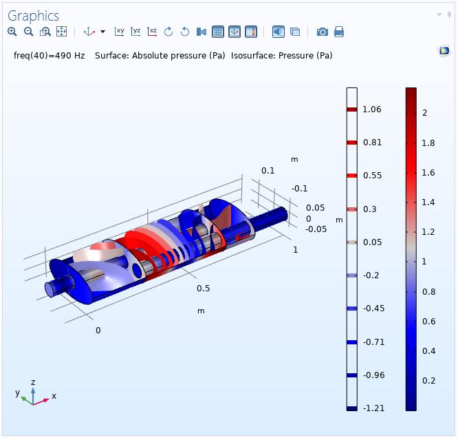 如何在 COMSOL 软件中比较两个模型文件插图6