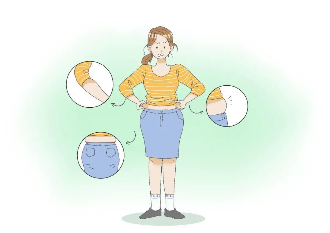 【南国小绿罐】带你走出减肥误区,你瘦不下来的原因是这些!
