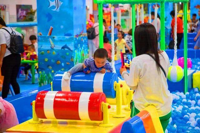 嘉峪关儿童乐园前景如何? 加盟资讯 游乐设备第2张