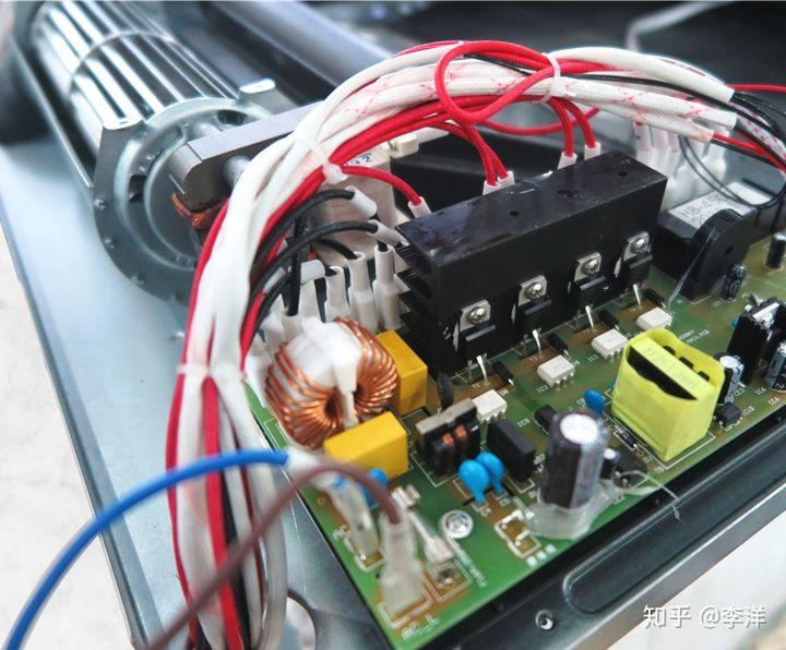 拆机详解:德普嵌入式蒸烤箱T550,内部详情曝光 电器拆机百科 第15张