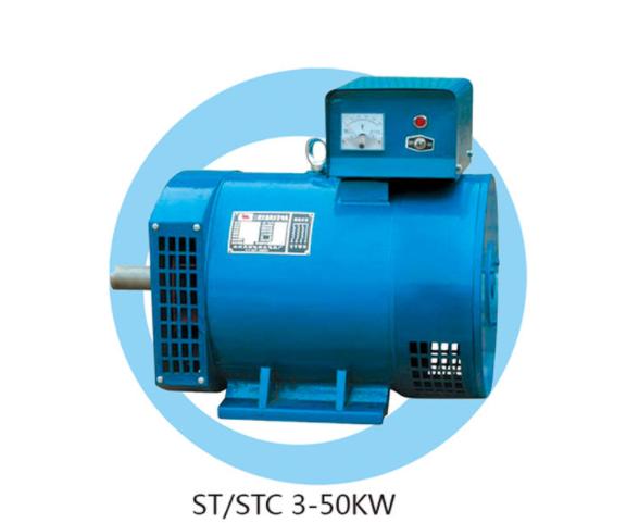 40KW玉柴系列-玉柴STC-40发电机图片