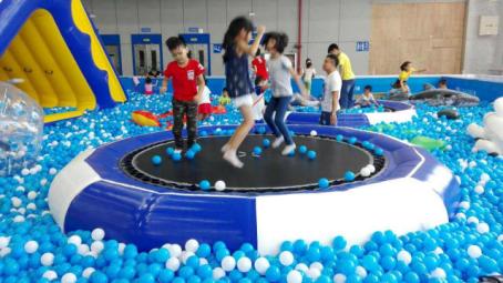 儿童乐园该如何借势节假日达到收益暴涨呢? 加盟资讯 游乐设备第6张