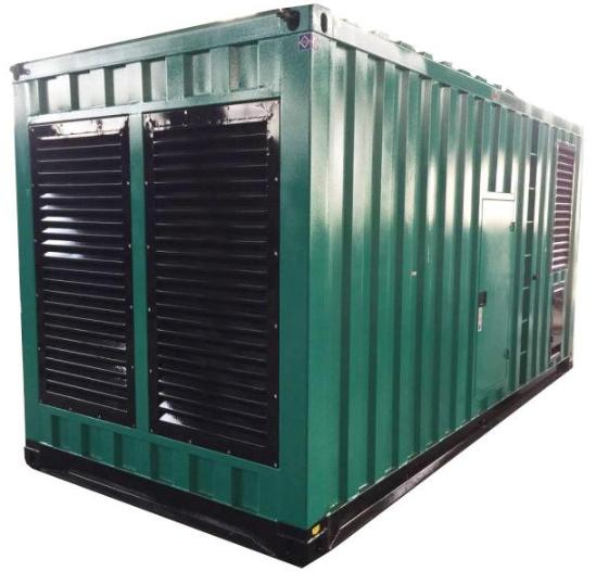 集装箱柴油发电机组设计原理是怎样的?