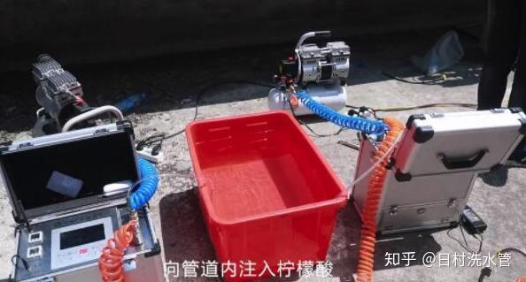 水管清洗行业前景怎么样?管道清洗未来市场有多大?现在进入还来得及嘛?