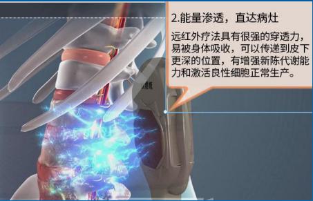 铁腰板治疗仪