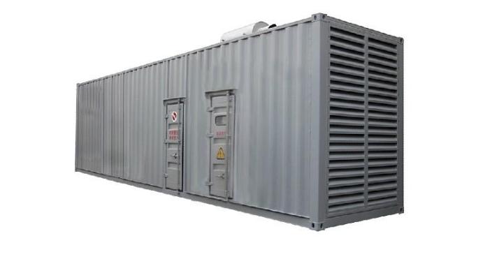 康明斯发电机组集装箱发电机图片