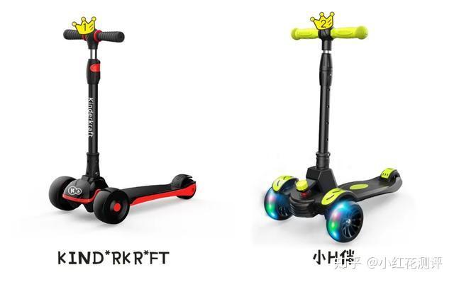 儿童滑板车设计哪款安全又好用?