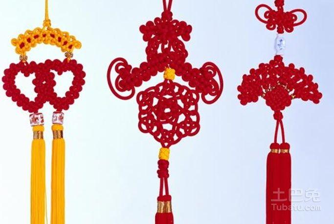 挂中国结的禁忌方位(中国结的挂法有什么讲究)插图