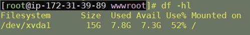 AWS增加ebs卷后扩充分区操作教程第7张-Myexplor