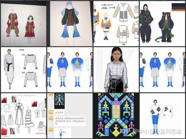 创业实操丨服装生产行业从设计端口找到全新盈利点思路分析中小企业创业家居热搜网 6