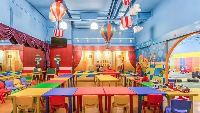 如何才能开一家赚钱的儿童游乐园? 加盟资讯 游乐设备第2张