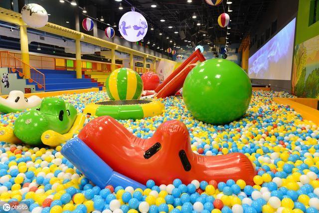 开一家300平米的室内儿童游乐场需投资哪些费用? 加盟资讯 游乐设备第4张