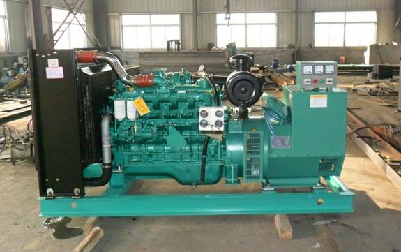 广西柴油玉柴发电机组产品图-广西发电机OEM厂家产品图展示