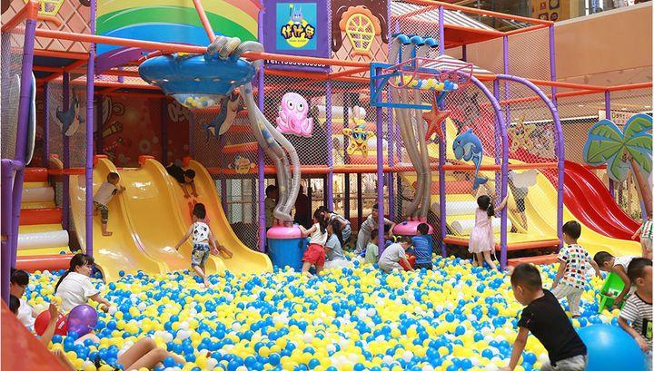 渭南开儿童乐园挣钱吗? 加盟资讯 游乐设备第6张