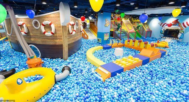 不同地理位置的儿童乐园运营方法有什么不同? 加盟资讯 游乐设备第2张