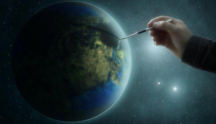 创造世界的问题集