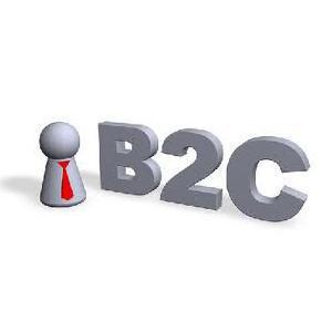 B2C 电商