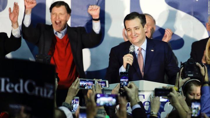 美国大选预选打响第一枪,劳模克鲁兹如何吃掉特朗普? | 共和党竞选周记(2016-2-3)