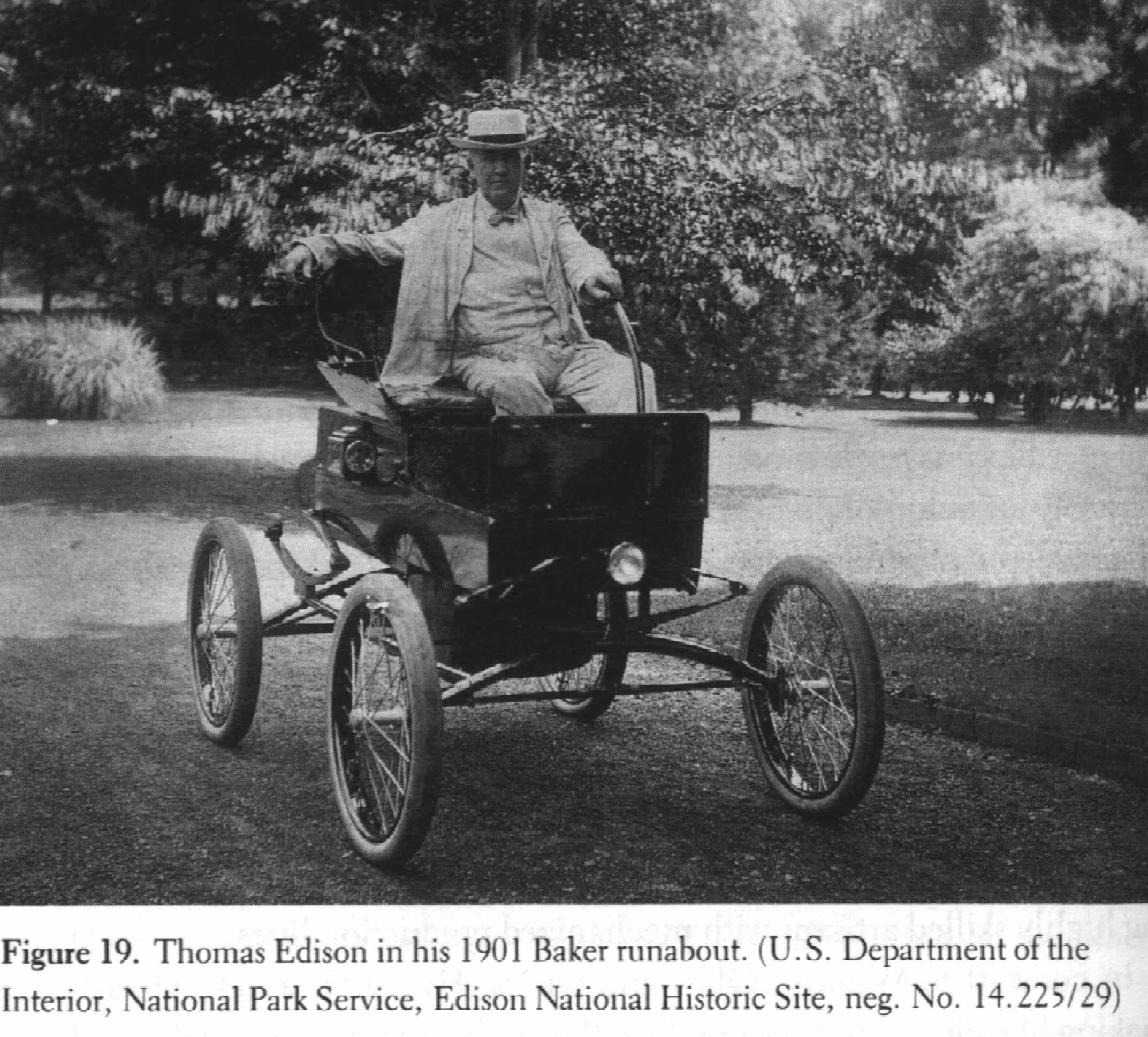 汽车历史画报:你可能不知道的汽车『三国时代』(2)电动汽车