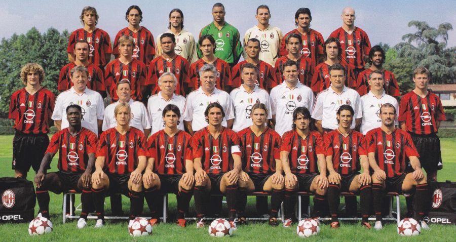 客观地说 2007 赛季的 AC 米兰和 2009 赛季的