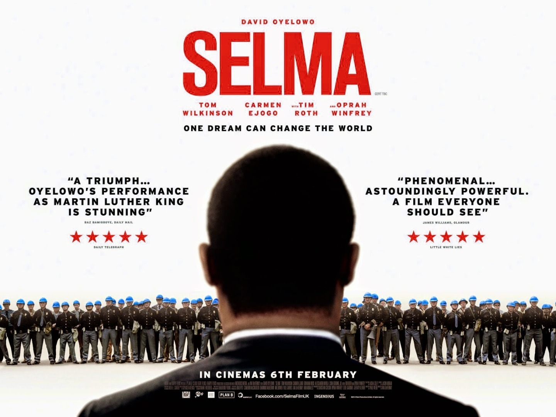 """《塞尔玛》背后的""""黑历史"""":一个小镇如何改变美国选举制度?"""