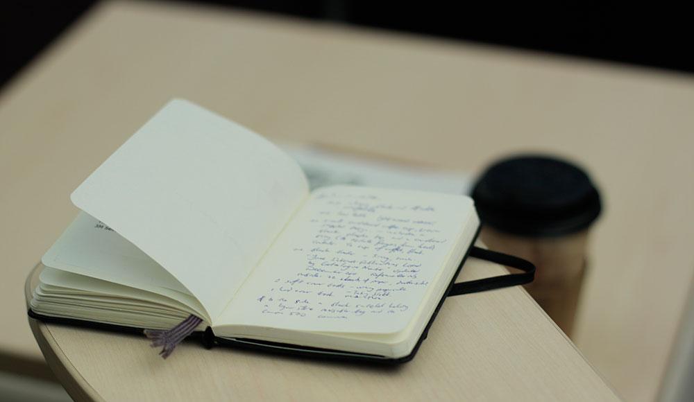 如何做读书笔记:给上官小妹的回信