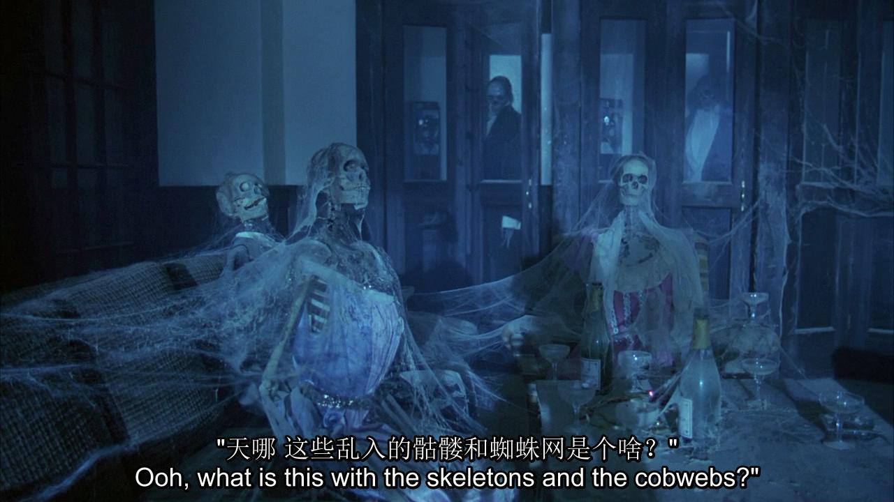"""小怪兽_""""最不恐怖的恐怖片""""其实很恐怖(四):幽灵酒店的超自然 ..."""