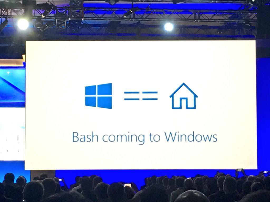 【Bash On Windows】在 Windows Subsystem for Linux(WSL) 上运行任何桌面环境(已达可用阶段)